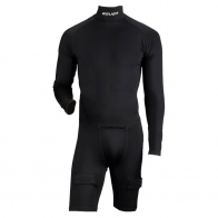 Комбинезон BAUER CORE INTEGRATED NECK KNEE LENGTH ONE PIECE SR (взрослый)